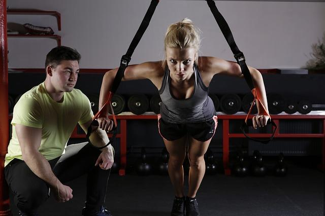 Durch einen guten Trainingsplan den Muskelaufbau vorantreiben