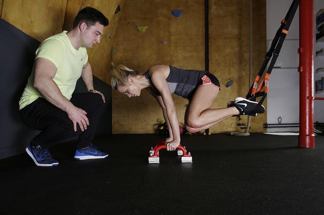 mit dem Muskelaufbau Trainingsplan lernen